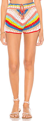 Wildfox Couture Gigi Crochet Short