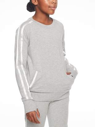 Athleta Girl Silver Lining Sweatshirt