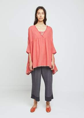 Péro V-Neck Blouse