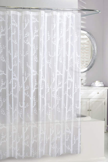 Ipanema Shower Curtain In Natural Stylish Daily
