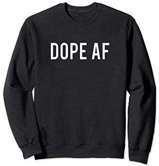 Abercrombie & Fitch Dope As Hiphop Emo Funny Cool Awesome Trending T Shirt