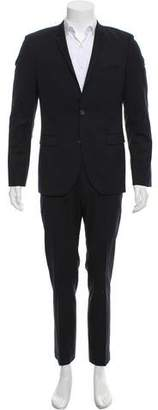 HUGO BOSS Virgin Wool Two-Piece Suit