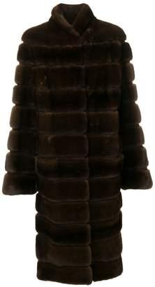 Liska Alfie long fur coat