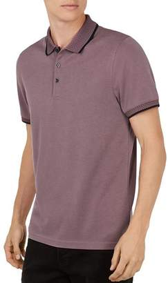 Ted Baker Belver Regular Fit Oxford Polo