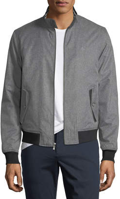 Original Penguin Harrington Heathered Jacket