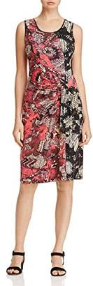 Nic+Zoe Women's Etched Floral Dress
