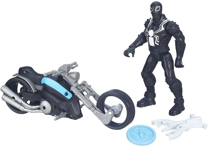 Spiderman Agent Venom Cycle Vehicle