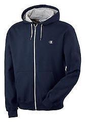 Champion Eco Fleece Full Zip Hoodie Activewear - Men's