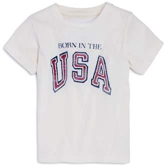 Sol Angeles Boys' Born in the USA Tee - Little Kid