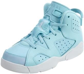 Jordan 543389-407 Preschool 6 Retro Gp