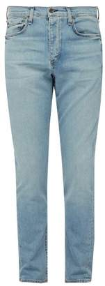 Rag & Bone Fit 2 Slim Leg Jeans - Mens - Light Blue