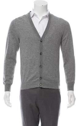 Maison Margiela Wool Cardigan Sweater