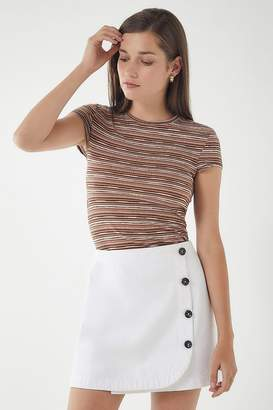Urban Outfitters Striped Baby Tee