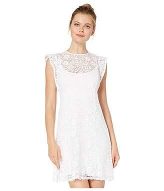 MICHAEL Michael Kors Ornate Crochet Dress