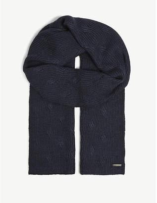 Corneliani Wool scarf