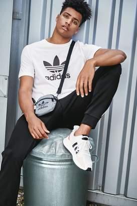adidas Mens Superstar Track Joggers - Black