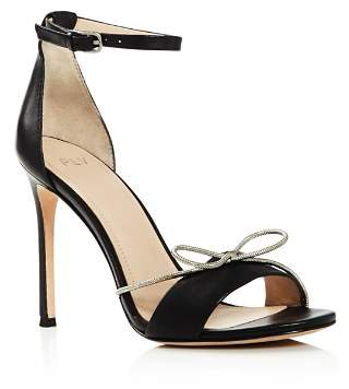 Pour La Victoire Women's Elanna Ankle Strap High-Heel Sandals