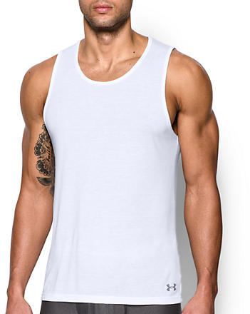 Under Armour UA Signature Tank Undershirt 2-Pack