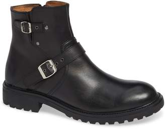 Jump Byker Double Buckle Lugged Boot