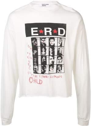 Enfants Riches Deprimes Pray to the Devil long-sleeve T-shirt