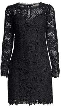 Joie Hemera Lace Dress