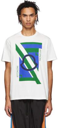 Craig Green Moncler Genius 5 Moncler White Logo T-Shirt