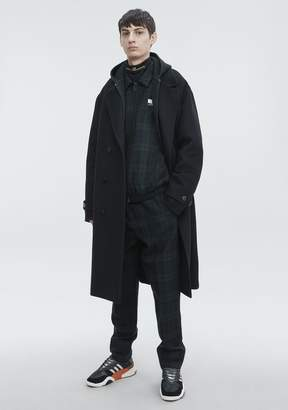 Alexander Wang SPLITTABLE OVERCOAT