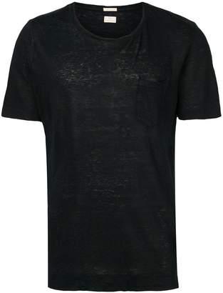 Massimo Alba ポケット Tシャツ