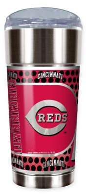 MLB Cincinnati Reds 24 oz. Vacuum Insulated Stainless Steel EAGLE Party Cup