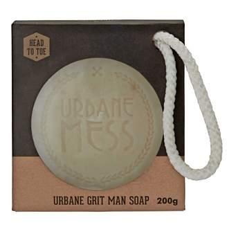 Urbane Mess Urbane Grit Exfoliating & Deep Cleansing Soap 200 g
