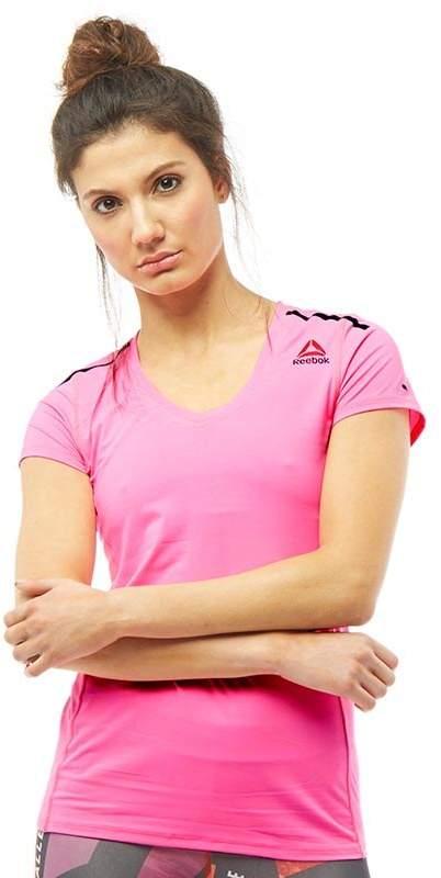 Damen ONE Series ACTIVChill T-Shirt Rosa