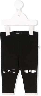 Karl Lagerfeld whiskers print leggings