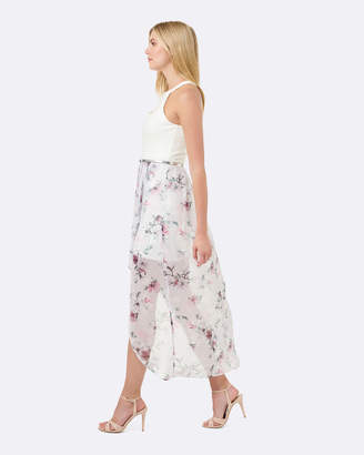 Forever New Lizzie 2 in 1 Maxi Dress