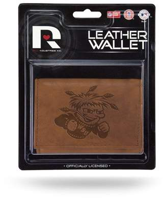 Rico Leather Trifold Wallet (Manmade Interior)