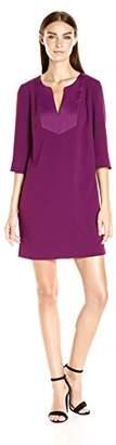 Trina Turk Women's Tara Carmel Crepe Dress