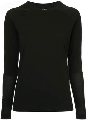 The Upside net sleeves T-shirt