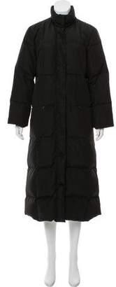 Max Mara Weekend Long Puffer Coat