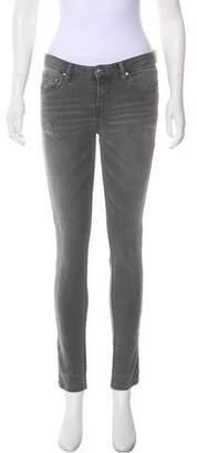 IRO Distressed Skinny Jeans