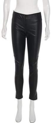 DKNY Mid-Rise Skinny Pants