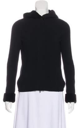 TSE Zip-Up Jacket