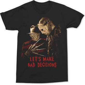 Changes Men's Horror Movie Graphic-Print T-Shirt