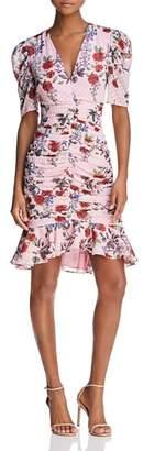 Keepsake Need You Now Floral Dress