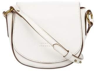 Frye Small Leather Harness Saddle Bag