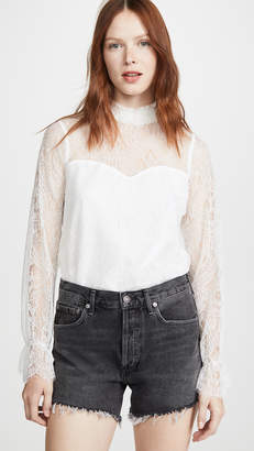 Cupcakes And Cashmere Ambition Blouse