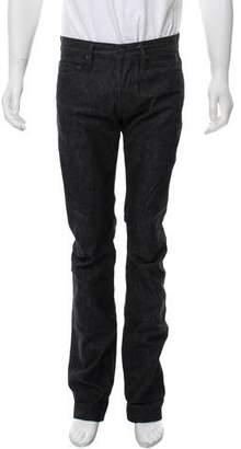 MAISON KITSUNÉ Straight-Leg Jeans