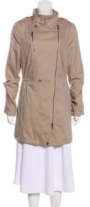 Akris Punto Lightweight Short Coat