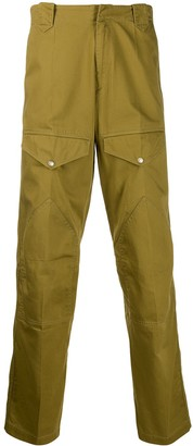 Givenchy multipockets military pants