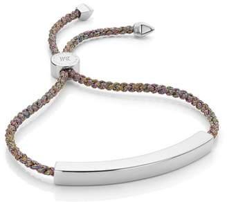 Monica Vinader Engravable Large Linear Friendship Bracelet
