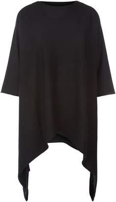 Harrods Asymmetric Cashmere Sweater