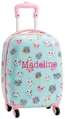 c367836fa732 Pottery Barn Kids Mackenzie Aqua Pink Princess Kitty Backpacks